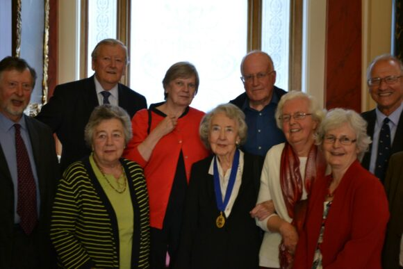 Beatrice de Cardi- 100th birthday- Society of Antiquaries of London